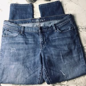 Old Navy Ultra Blue Womens Jeans